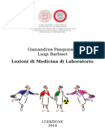 Lezioni Di Medicina Di Laboratorio UNIBO
