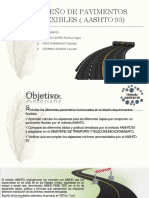 Diseño de Pavimentos Flexibles ( Aashto 93)