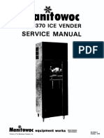 Manitowoc Ice Vender