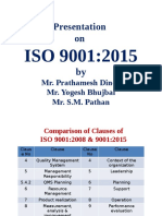 iso 9001 2015 PPT