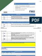Modelo Cronograma Automático no Excel Com Gantt