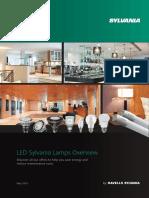 Sylvania Lamps - LED - Brochure - English