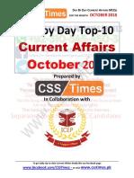October 2018 Current Affairs October 2018.pdf
