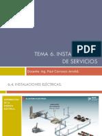 Tema 6 Instalaciones Electricas