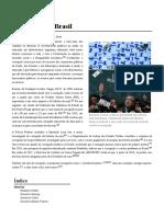 Corrupção No Brasil (Joça) (Merda)