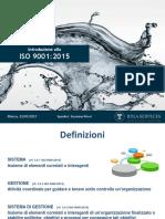 02 - Introduzione Alla ISO 9001 Ver 2015 - S. Rossi