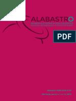 Revista Alabastro Com Meu Artigo Cientifico