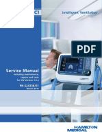 HAMILTON-C1 Service Manual