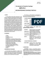 SSPC-PA1
