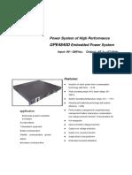 Manual GPE4840D