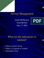 Airway 2003