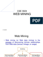 web mining lecture notes
