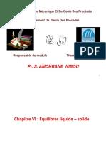 Cours Therm Chapitre Vi Equilibre Liquide Solide l3 2019 13 Avril