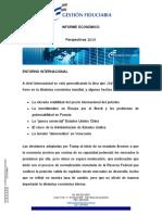 Informe Económico Perspectivas 2019