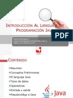 Clase 2 - Introduccion a Java