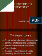 1 INTRODUCTION TO BIOSTATISTICS by bijayinee.ppt