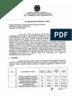 Uniformes Operacionais do Comando de Operações Táticas - COT