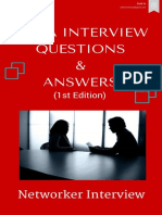 CCNA Interview Questions and Answers PDF - Networker Interview