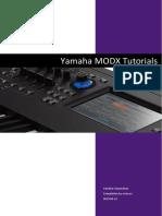 Yamaha MODX Tutorials