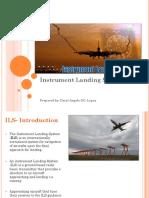ILS Instrument Landing System Report Gerwin