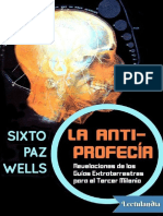 La antiprofecia - Sixto Paz Wells.pdf