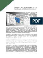 Software Programas de Computación