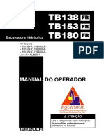 Manual TB180FR Takeuchi
