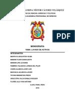 Trabajo Monografico de Lavado de Activos (Derecho Penal IV) 2019