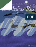 In Medias Res 2019