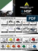 Brochure Productos DeltaPlus - MSP