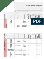 Fpi 02 Matriz de Peligros y Riesgos Laborales