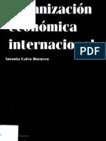 Organizacion.economica.internacional.editorial.centro.de.Estudios.ramon.areces.2001.Licenciatura.de.Economia