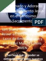 Oraciones Rosario