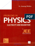 Anurag Mishra_Problems in Physics_Electricity and Magnetism