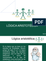 Lógica Aristotélica 1 1
