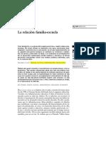 3.La Relación Familia-Escuela (Altarejos)