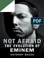 Not Afraid_ the Evolution of Eminem by Anthony Bozza