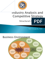 Structural Analysis of Industry