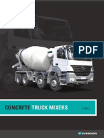 Truck Mixers(Eng) Vol01