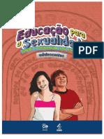 Livro sexualidade adolescentes