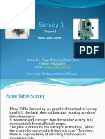 Lec_3-Plane Table Surveying