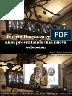 Patricia Olivares Taylhardat - Joyería Braganza Celebró 5 Años Presentando Una Nueva Colección