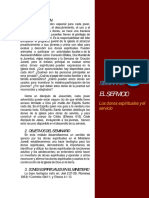 8 Los dones espirituales yel  servicio.pdf