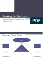 Banking for Startups