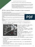 Componentes de La Carga de Entrenamiento. Educación Física
