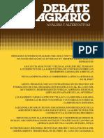 Debate Agrario 49, junio 2019
