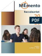 BCG-BTN - Mémento - Session 2020