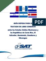 Foliar Tratado de Libre Comercio Con México