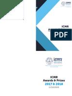 ICMR Award 2017-18 Citation Booklet.pdf
