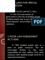 003 Public Laws for Special Population